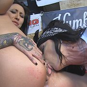 Chopper Whores with Lily Lane, Brandy Aniston