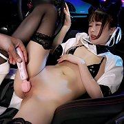 Wet Petite Asian Gal