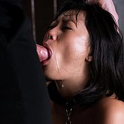 Orally Banged Asian Teen