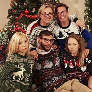 Christmas Family Sex with Angel Smalls, Kenzie Reeves