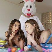 Creampie Surprise with Alex Blake, Lily Adams