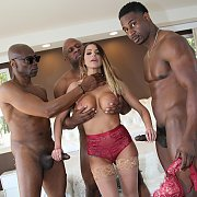 She Can Handle Three with Brooklyn Chase