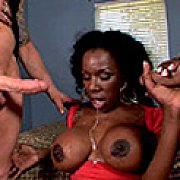 Interracial Double Penetration