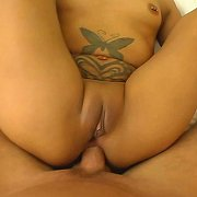 Naughty Thai Girl Anal Action