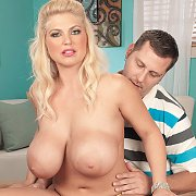 Big Tits Blonde Milf Sex