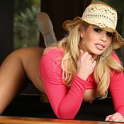 Naughty On The Pool Table with Brooke Haven