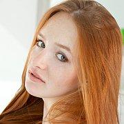 Freckles Redhead Beauty Denisa Heaven