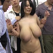 Large Tits Asian Milf In Gangbang Action