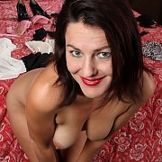 Naughty Milf In Bedroom