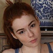 Freckled Redhead Teen Teasing