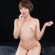 Nice Cleavage Japanese Girl
