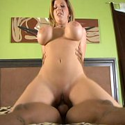 Big Tits Mom Loves Black Schlong