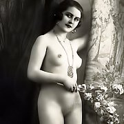 Vintage Naked Ladies