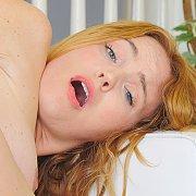 Busty Redhead Milf Using A Vibrator