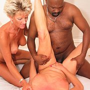 Mature Women With A Black Man