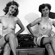 Various Vintage Ladies