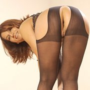 Hot Stockings Mom