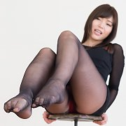 Sexy Pantyhose Legs Beauty From Japan