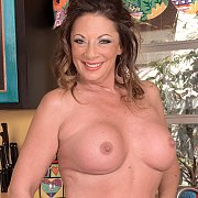 Mature Lady Gets Naked