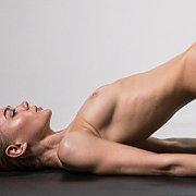 Slim Nude Exercises