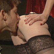 The Prostate Milking Queen with Maitresse Madeline