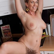 Naked Scary Hairy Beaver Amateur