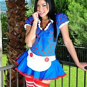 Cosplay Teen Latina Toys