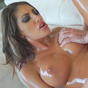 Oil Overload 12 with August Ames