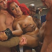 Daisy Ducati Filled With Demon Cream Pie