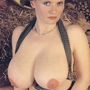 Big Boobs Retro Women