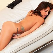Latin Campus Girl Solo Pleasure