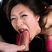 Stockings Asian Orally Fucked