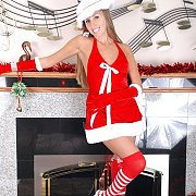 Sexy Christmas Milf