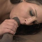 Pounded By Her New Black Stepdad