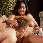 Priya Rai Sharing Oral On The Patio