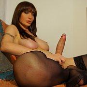 Watching Porn And Masturbating with Mariana Cordoba