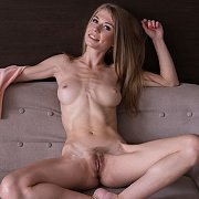Skinny Erotic Nude Model