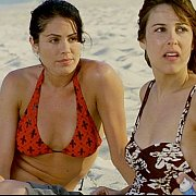 Bikini Wearing Michelle Borth At The Beach