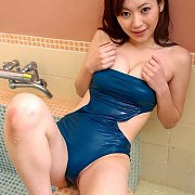 Nice Wet Asian In Swimwear
