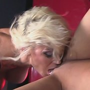 Bra Busting Lesbians with Amy Anderssen, Puma Swede