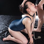 Swimsuit Asian Yuka Shirayuki Oral Fuck