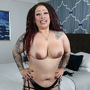 Tiny Latina Plumper Miss Poison Shows Her Curves