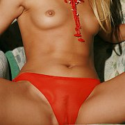 Sexy Teasing Asian Showing Her Panties