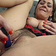 Sultry Fingering with Elexis Monroe