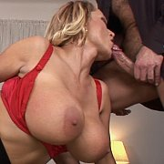 Big Bouncy Bosoms 5 with Sharon Pink