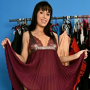 Alana Tries On Sexy Clothes with Alana Cruise