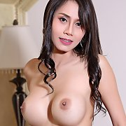 Big Tits Asian Babe
