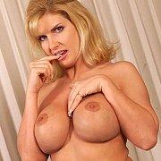 Blonde Knockers Milf In Her Big Girl Panties
