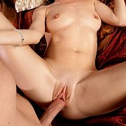 Pierced Pussy Mature Gets A Big Cock