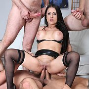 Hot Ass Fingering Blonde Milf